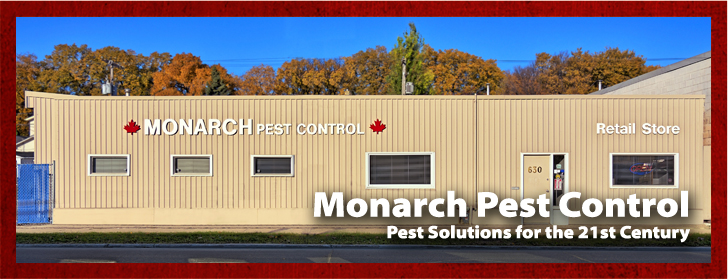 Monarch Pest Control