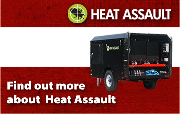 Find out more about heat assault